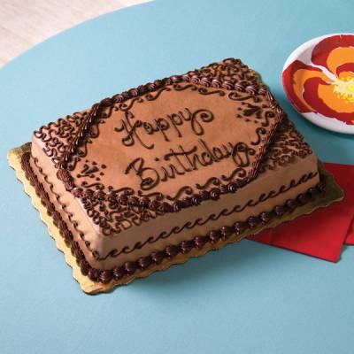 Chocolate Birthday Cakes Publix