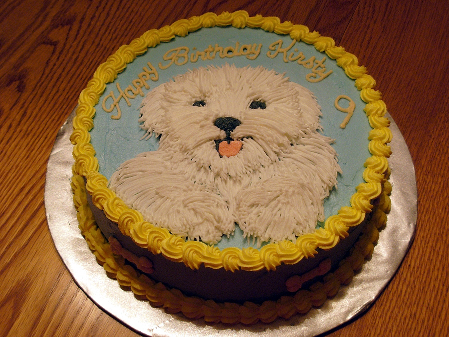9 Beach Themed Birthday Cakes For Large Dogs Photo