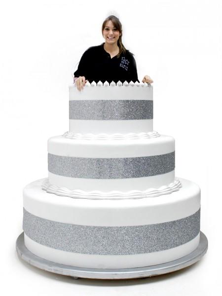 Diy Pop Out Jump Cake
