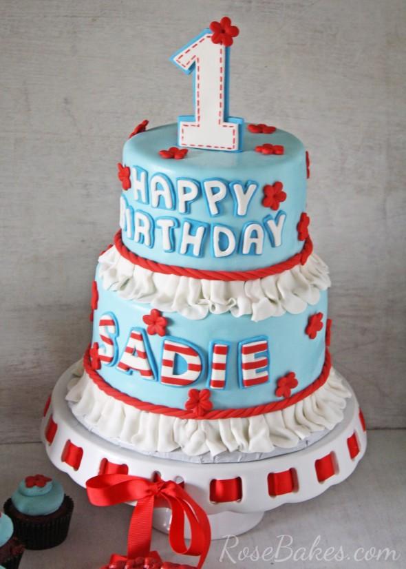 11 Adult Birthday Cakes For Ann Photo Happy Birthday Ann Cake