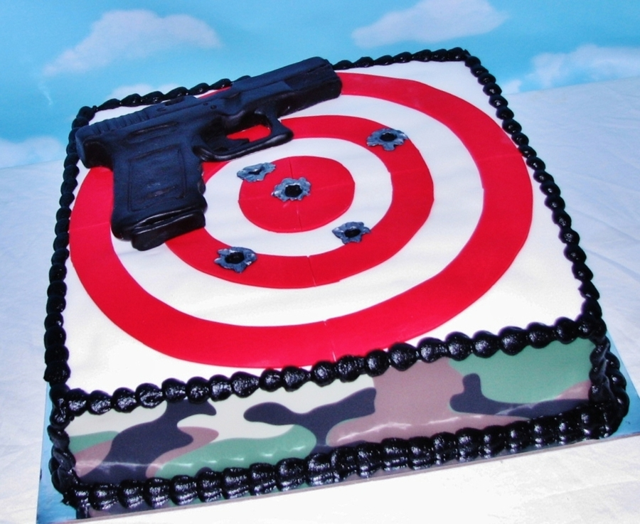 Swell 9 Target Images Sheet Cakes Cakecentral Com Photo Target Personalised Birthday Cards Veneteletsinfo