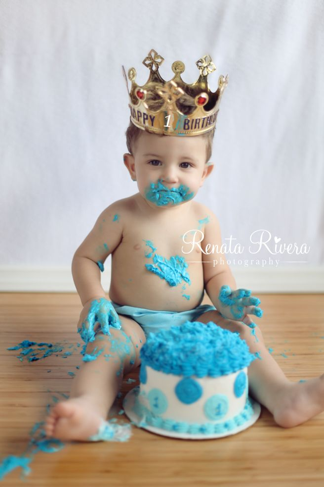 11 Boy 1st Bday Smash Cakes Photo Baby Boy First Birthday Smash