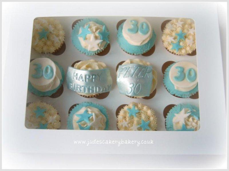 Happy Th Birthday Cake Fondant Small