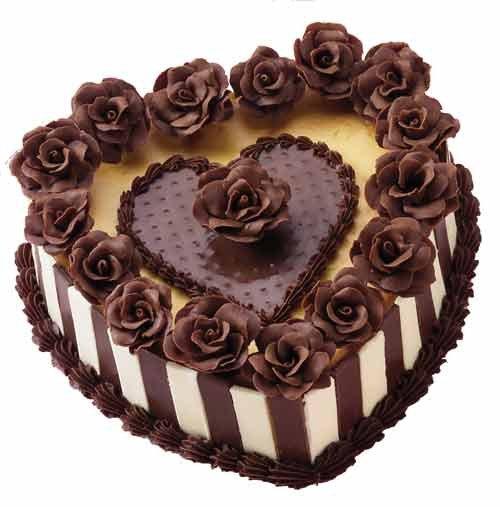 5 Beautiful Chocolate Birthday Cakes Photo Most Beautiful