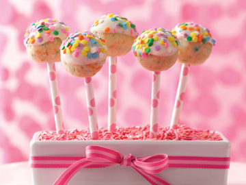 Admirable 7 Birthday Pop Cakes Photo Cake Pop Birthday Idea Birthday Cake Funny Birthday Cards Online Kookostrdamsfinfo