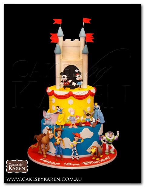 Super 9 Disney Junior Games Of Birthday Cakes Photo Disney Jr Personalised Birthday Cards Paralily Jamesorg