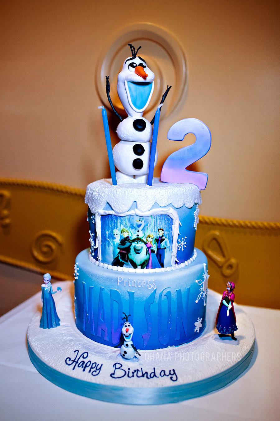 11 Disneyland Birthday Cakes Photo Disney World Birthday Cake
