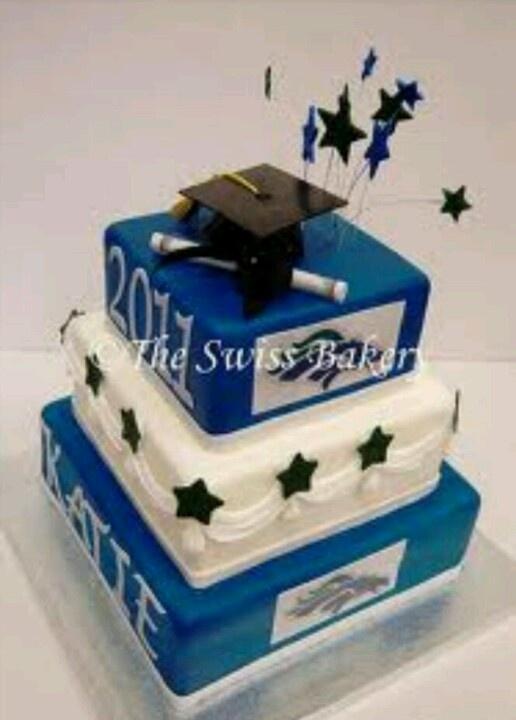 Graduation Cake Decorating Ideas