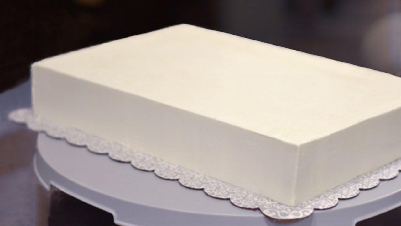 Half Slab Cake Pan