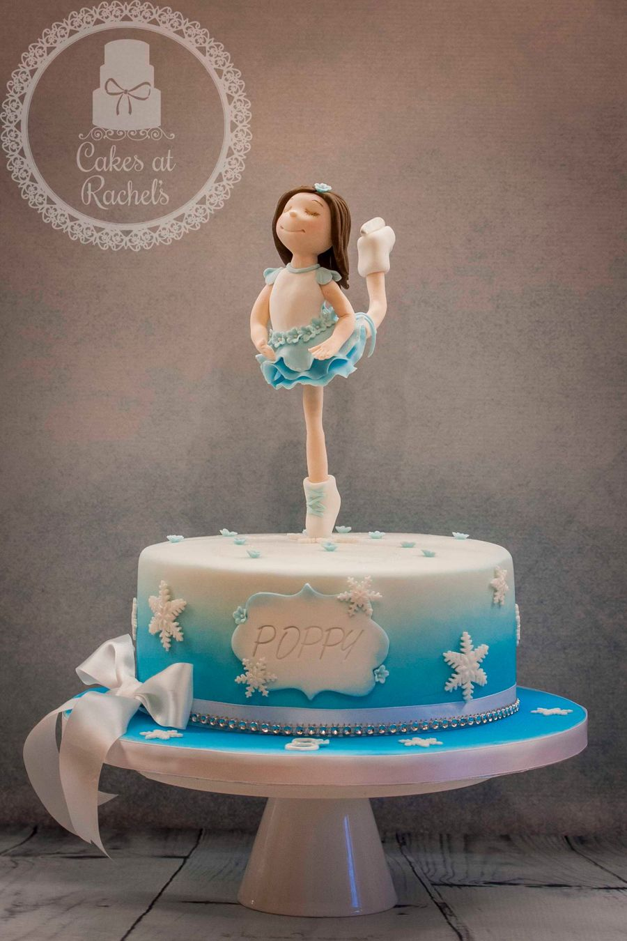 11 Skating Themed Birthday Cakes Photo Ice Skating Cake Ideas