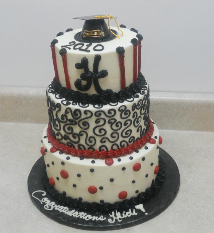 Pinterest Graduation Cake Ideas