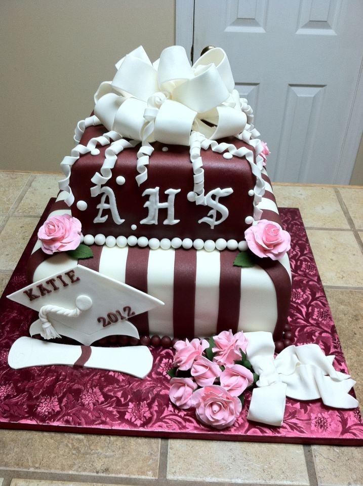 Pinterest Graduation Cakes