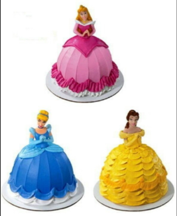 Princess Doll Cake Pan