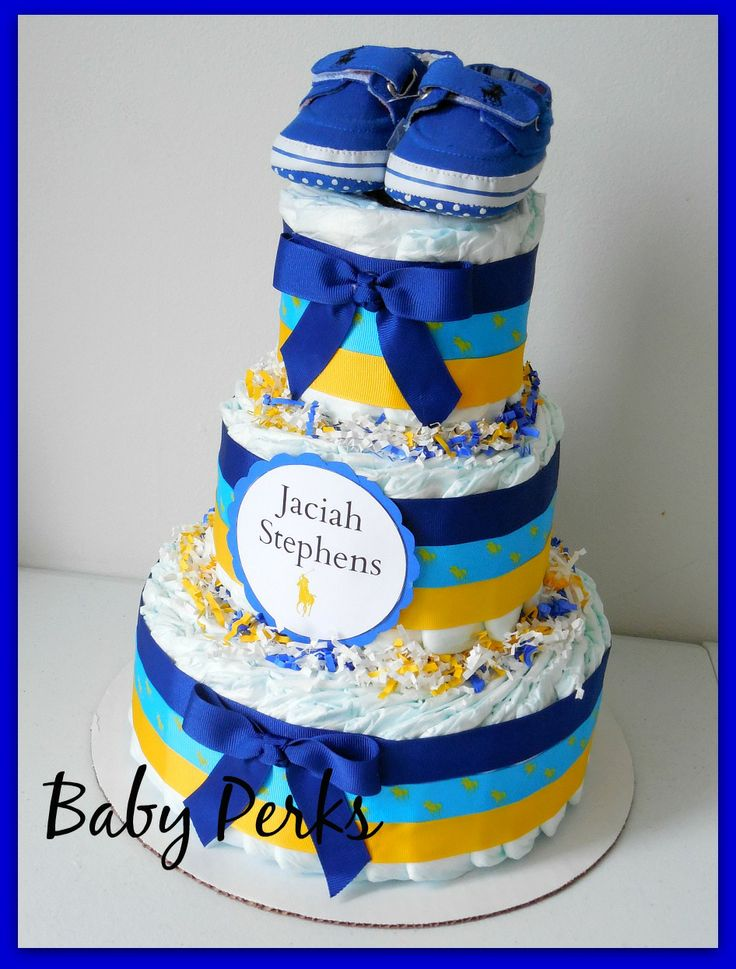 Ralph Lauren Polo Baby Shower Theme