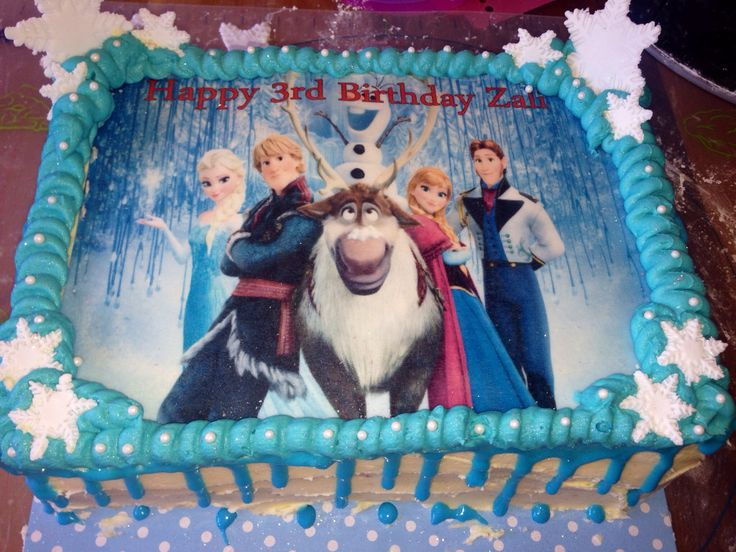 13 Sams Clubs Sheets Cakes Frozen Photo Sams Club Frozen Cake
