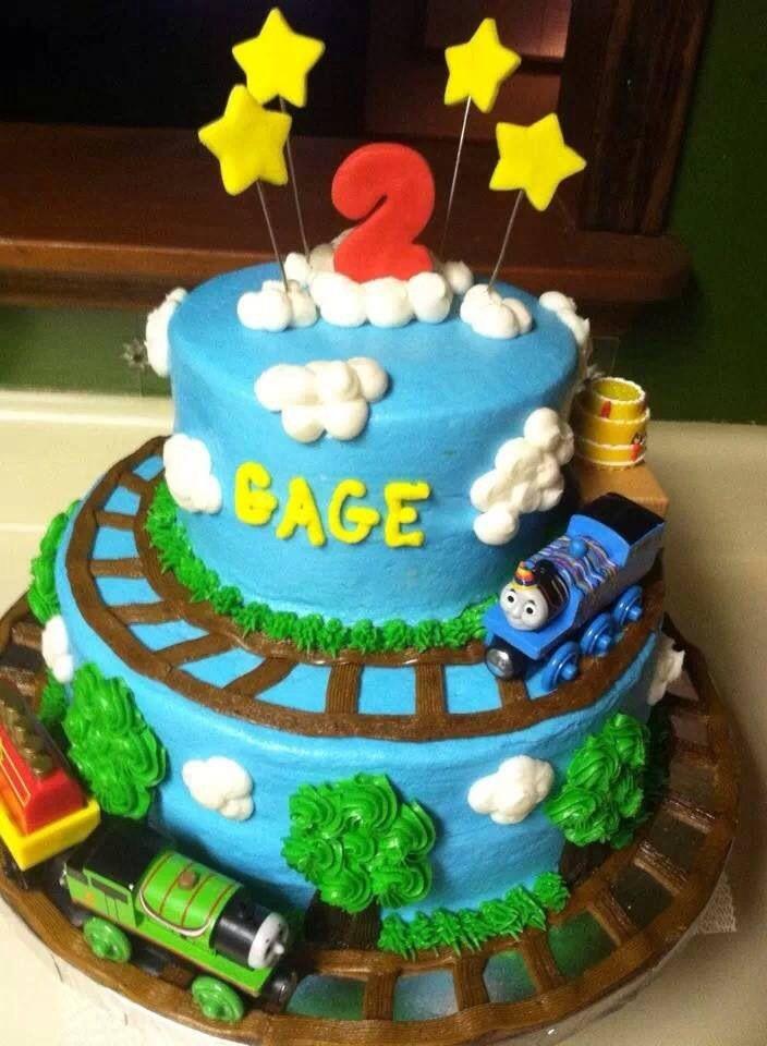 Fabulous Train Birthday Cake Designs Top Birthday Cake Pictures Photos Personalised Birthday Cards Epsylily Jamesorg