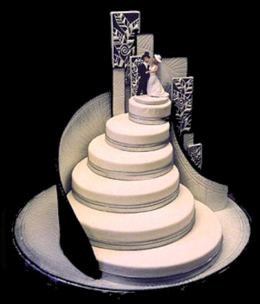 10 Unique Small Wedding Cakes Photo Ruffles Pearls Wedding Cake