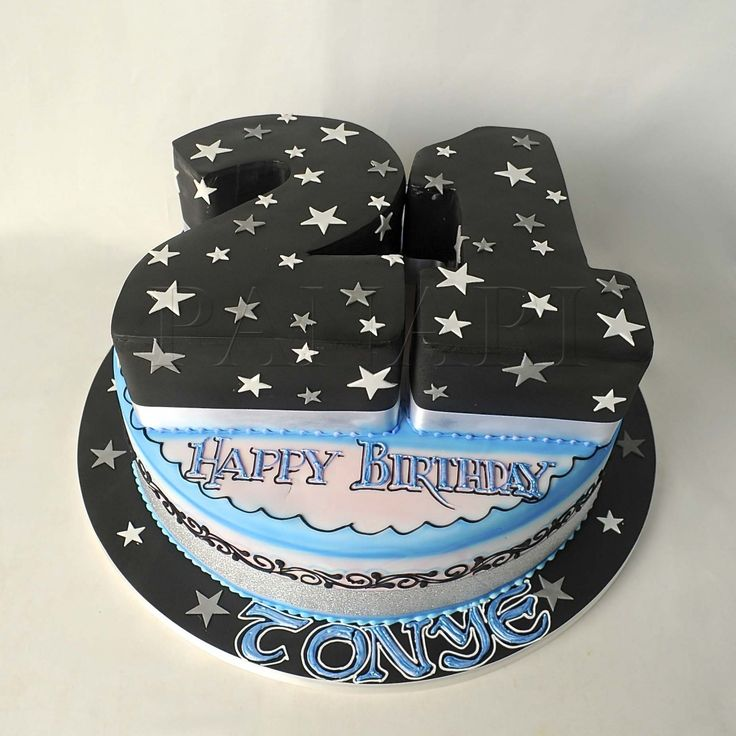 Stupendous 21St Birthday Cake Ideas For A Guy The Cake Boutique Funny Birthday Cards Online Alyptdamsfinfo