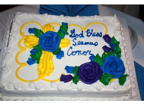 7 Costco Bakery Cakes Christening Photo Costco Birthday Cakes