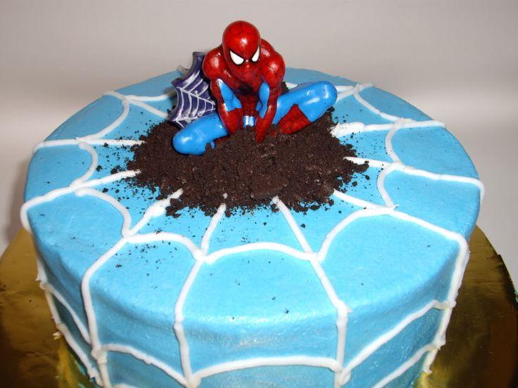 Easy Boy Birthday Cake Decorating Ideas