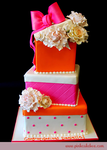 Admirable 8 Birthday Cakes Pink Cake Box Com Photo Gift Box Birthday Cake Funny Birthday Cards Online Inifofree Goldxyz
