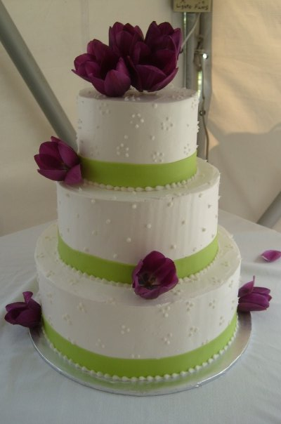 10 Cakes Decorated In Purple And Green Photo - Lime Green and Purple ...