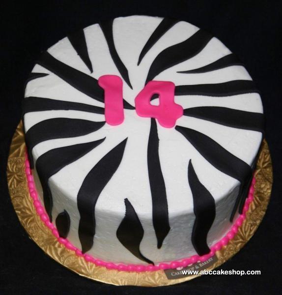 Pleasing 8 Girls 14Th Birthday Cakes For Winter Photo Happy 14Th Birthday Funny Birthday Cards Online Alyptdamsfinfo