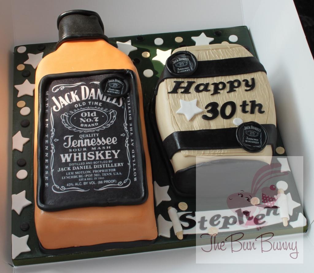 Happy 30th Birthday Man Cake