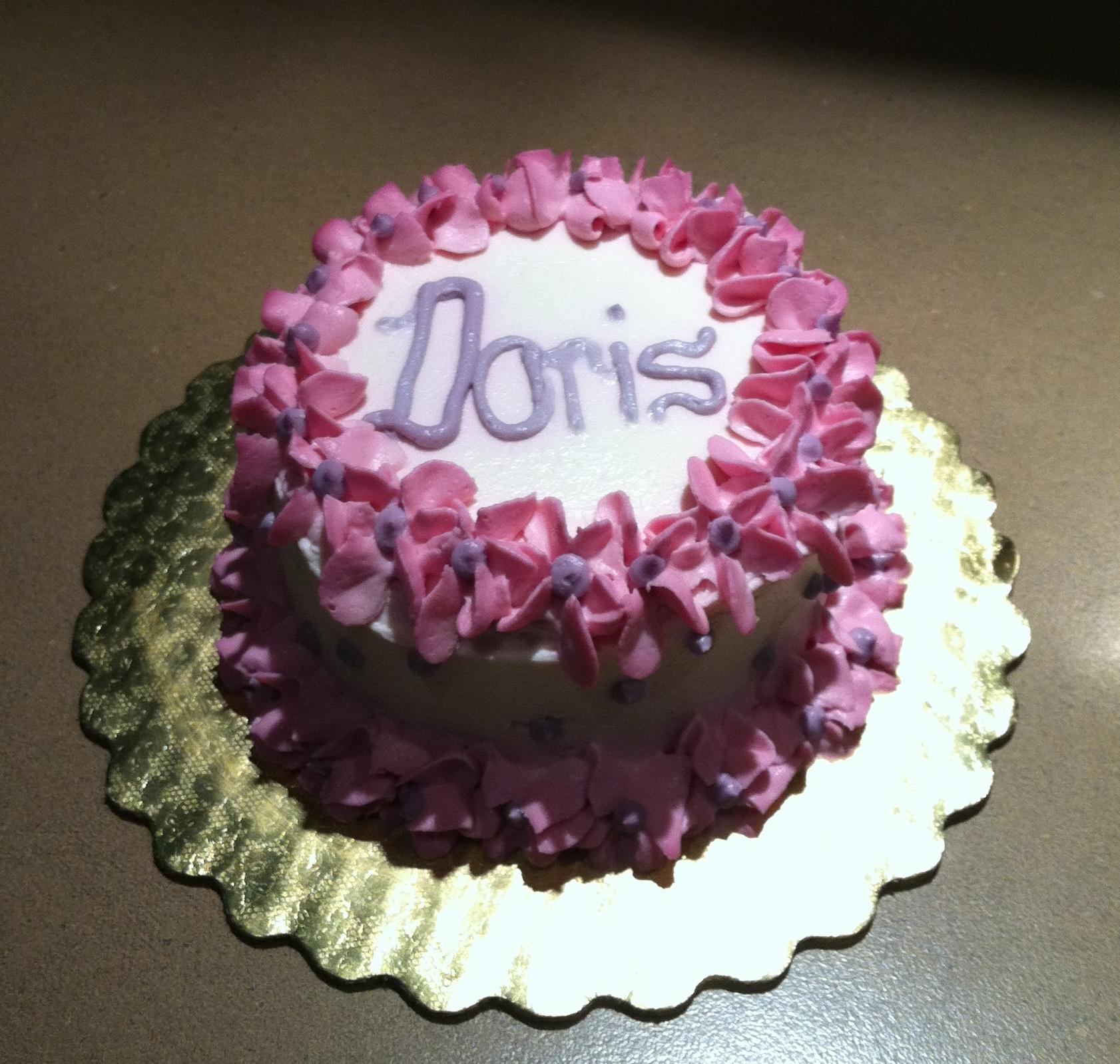 Amazing 7 Doris Bakery Cakes Photo Doris Italian Market Cakes Happy Personalised Birthday Cards Arneslily Jamesorg