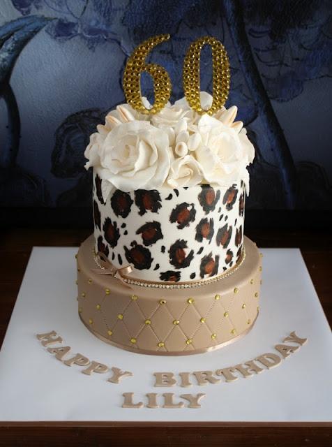 Leopard Birthday Cakes 29th