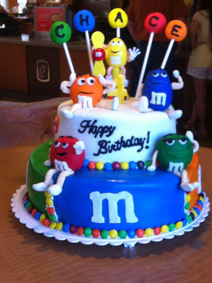 Astonishing 11 Mm M Shaped Cakes Photo Easy Mm Cake Birthday Letter Personalised Birthday Cards Paralily Jamesorg