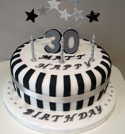 Superb 11 30Th Birthday Cakes For Men Photo 30Th Birthday Cake Ideas Funny Birthday Cards Online Alyptdamsfinfo