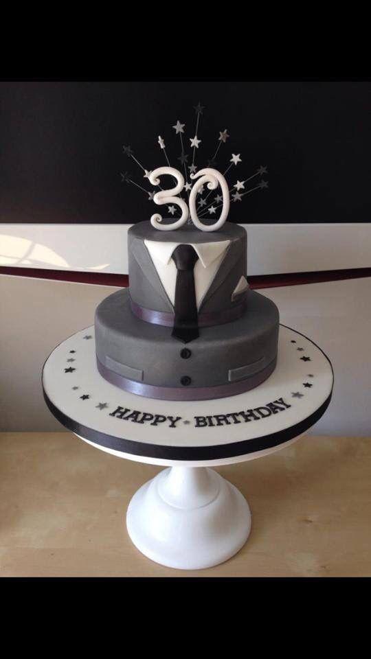 Men 30th Birthday Cake Ideas