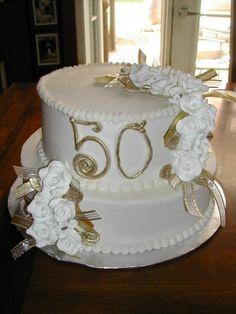 13 50th Anniversary Sheet Cakes Pinterest Photo - 50th Wedding ...