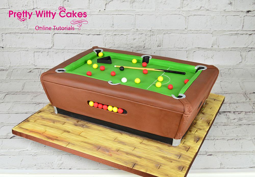 Marvelous 8 Pool Table Themed Cakes Photo Pool Table Cake Pool Table Cake Personalised Birthday Cards Akebfashionlily Jamesorg
