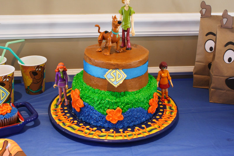 Astounding 13 Diy Scooby Doo Birthday Cupcakes Photo Scooby Doo Cupcake Funny Birthday Cards Online Elaedamsfinfo