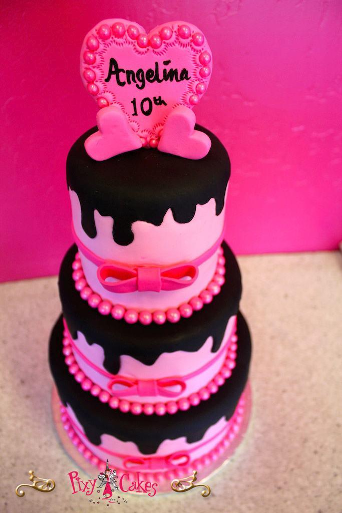 Super 7 3 Tier Birthday Cakes For Women Photo 3 Tier Birthday Cake Funny Birthday Cards Online Alyptdamsfinfo