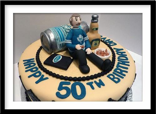 Sensational 8 Happy 50Th Birthday Cakes For Men Photo 50Th Birthday Cake Funny Birthday Cards Online Benoljebrpdamsfinfo