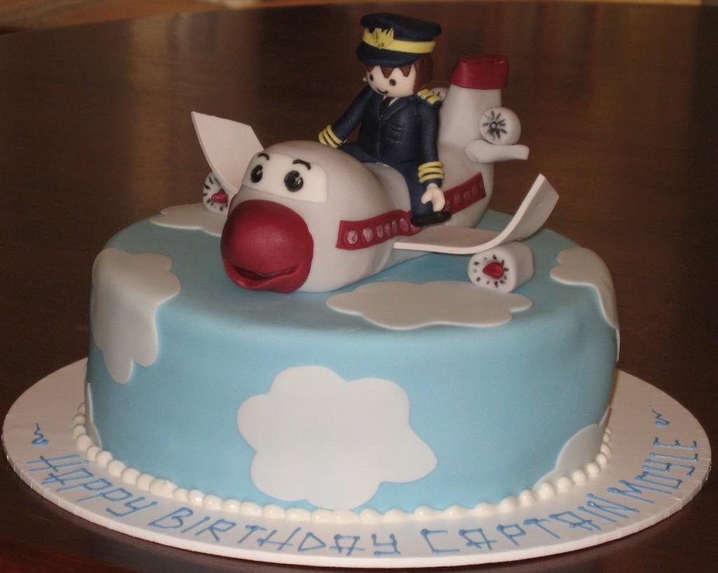 11 Aviation Birthday Cakes Photo Airplane Birthday Cake Ideas
