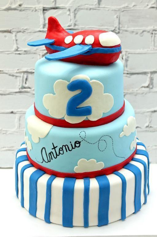 Pleasant 9 Custom Birthday Cakes With Airplanes Photo Happy Birthday Funny Birthday Cards Online Unhofree Goldxyz