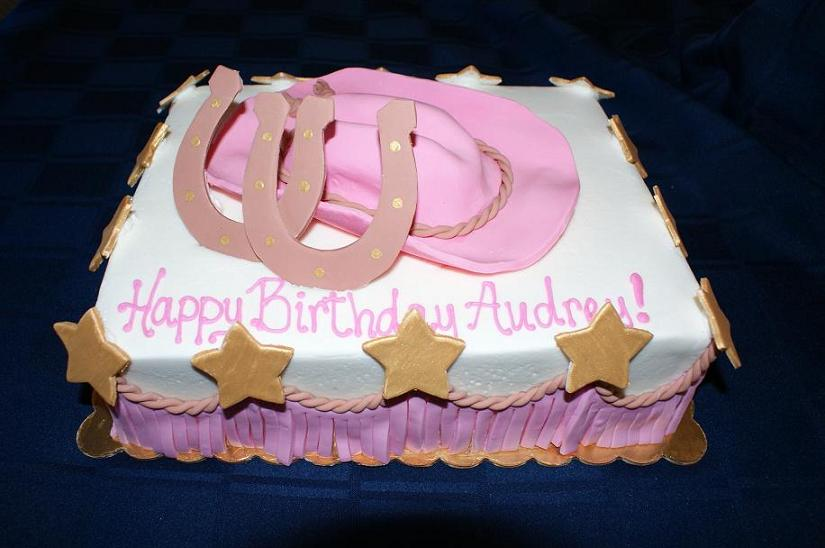 13 Cowgirl Birthday Party Cakes Photo