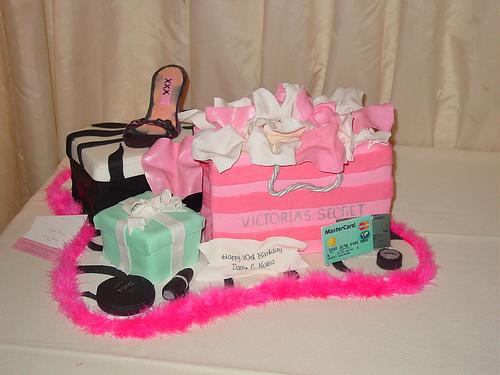 Brilliant 10 Girly Girl Birthday Cakes Photo Candy Necklace Cake Girly Personalised Birthday Cards Xaembasilily Jamesorg