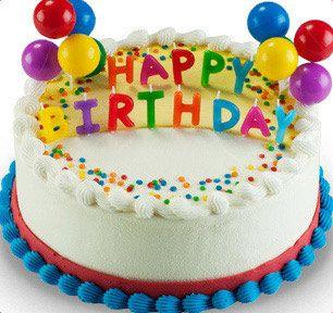 11 Said Happy Birthday Cakes Photo