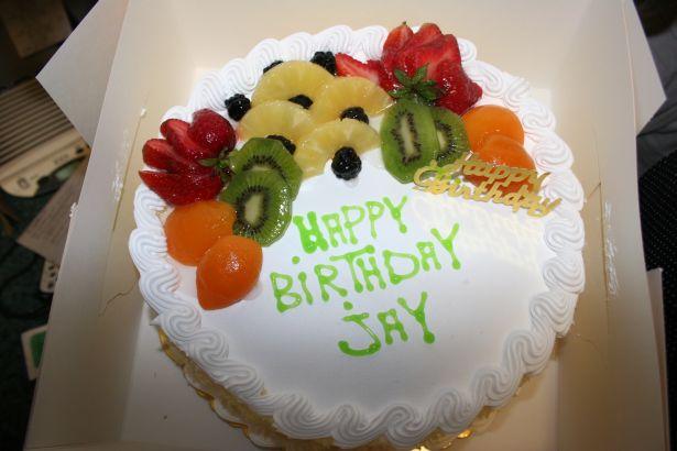 11 Jay Bday Cakes Photo Happy Birthday Jay Cake Blue Jays