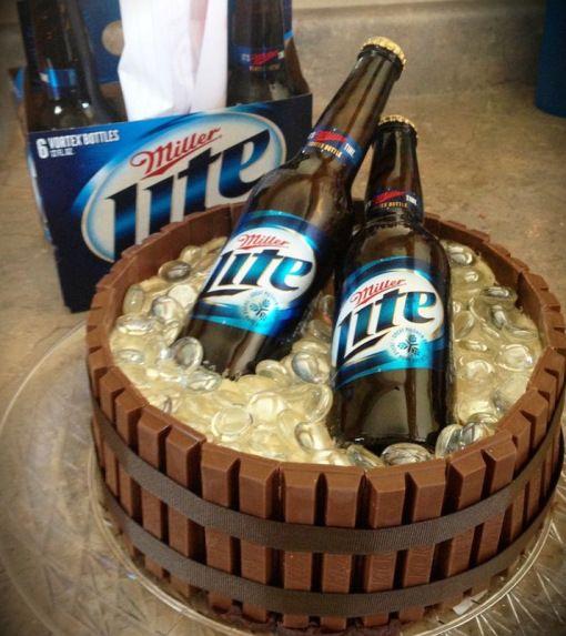 Kit Kat Birthday Cake Beer