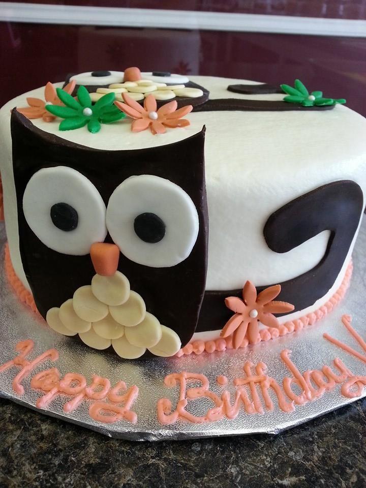 9 Pinterest Owl Cakes Photo Owl Baby Shower Cake Owl Cakes On