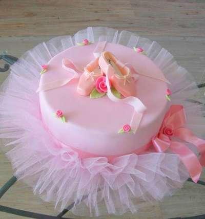 Outstanding 10 Dance Pink Birthday Cakes Photo Ballerina Birthday Cake Personalised Birthday Cards Akebfashionlily Jamesorg