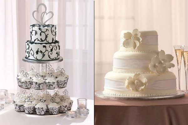 Walmart Bakery Wedding Cakes