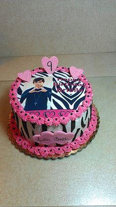 Austin Mahone Birthday Cake