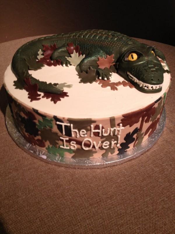 10 Custom Cakes In Nashville Photo